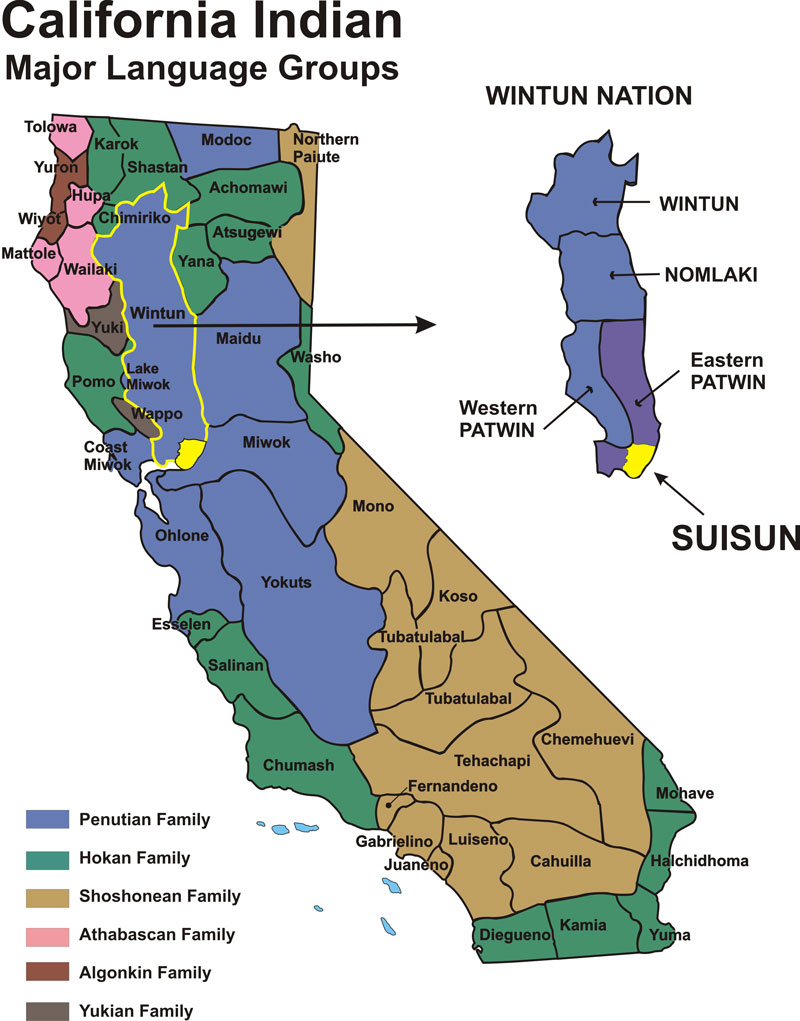 Southern california casinos map